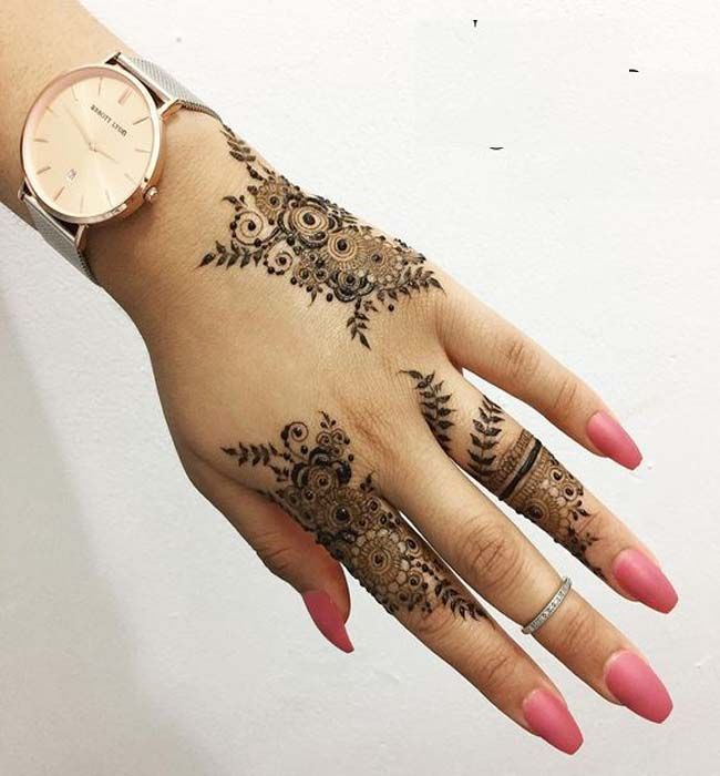 Most Beautiful Henna Designs For You To 2019
