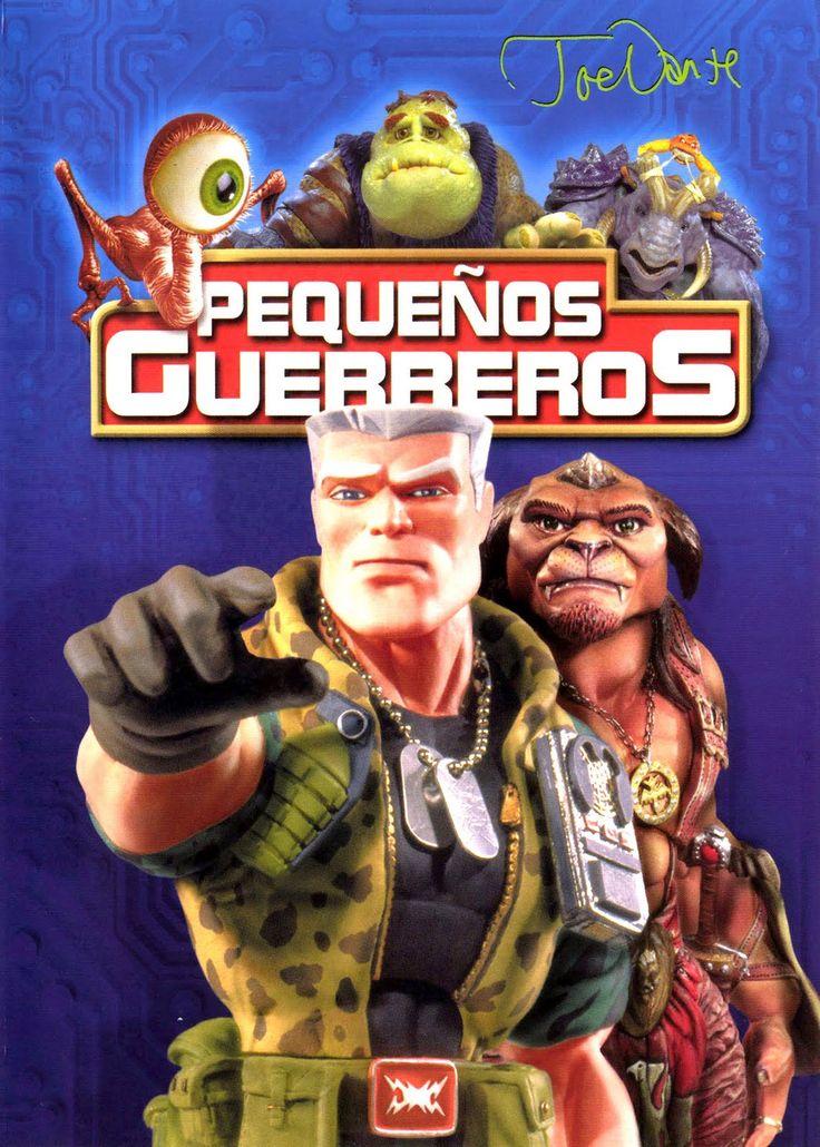 """""""PEQUEÑOS GUERREROS"""" (1998) ►Ver Online: http://www.peliculasmas.com/accion/44883/ver/small-soldiers-pequenos-guerreros-1998-dvdrip/"""