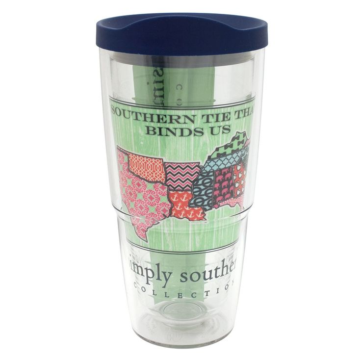#SimplySouthern 24oz The #South #Tervis Tumbler