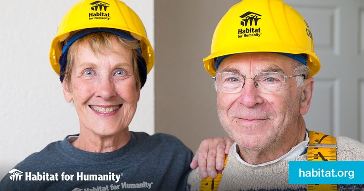 Interested in getting involved with #HabitatforHumanity in your community? Find your nearest Habitat today.