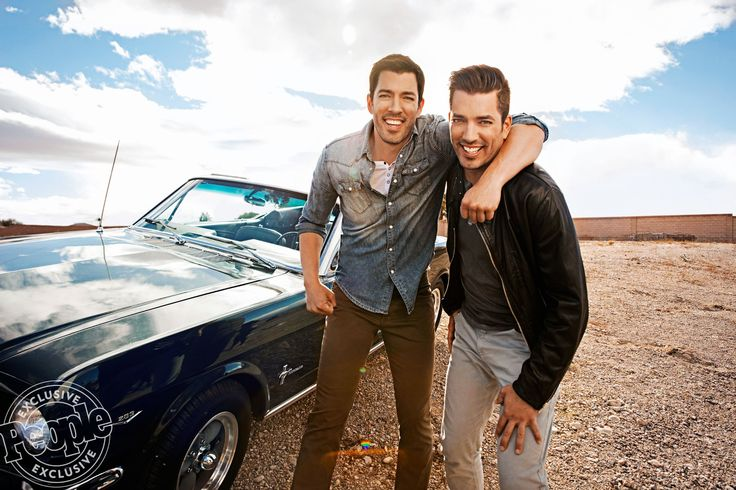 HGTV's Drew and Jonathan Scott open up about their greatest success so far: finding love