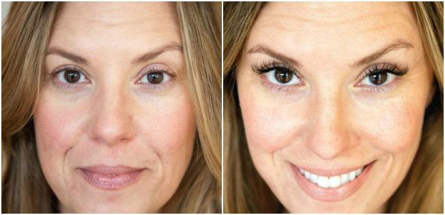 I recently tried eyelash extensions. See my eyelash extensions before and after and find out what this procedure details on the blog - The Rich Life on a Budget.