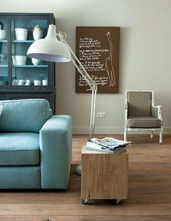 Welke kleur past bij mijn blauwe bank? | villa d'Esta | interieur en wonen