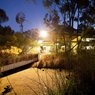 Taronga Western Plains Zoo in Dubbo offers two unique overnight experiences, Zoofari Lodge and Roar & Snore.