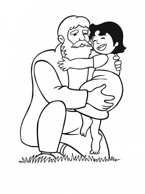 Dibujo de Heidi para imprimir y colorear (11 de 27 ...