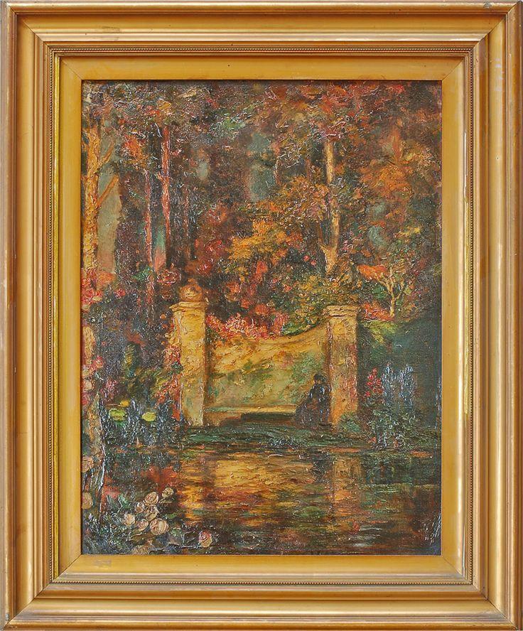Tom Mostyn Ref: 133 thomas mostyn romantic paintings