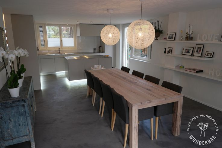 10 ideen zu bodenbeschichtung auf pinterest betonboden beton cire und k che beton. Black Bedroom Furniture Sets. Home Design Ideas