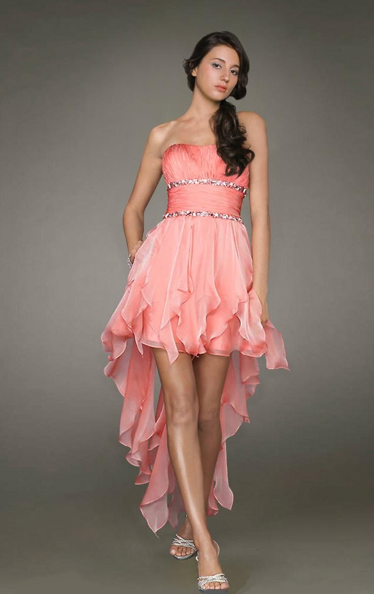 Mejores 52 imágenes de Dresses en Pinterest | Vestidos bonitos ...
