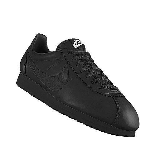 sale retailer cd170 d431f All Black Nike Cortez Womens saiz.co.uk