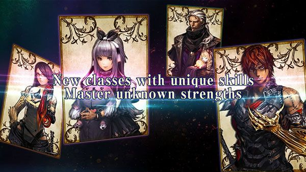 Stranger of Sword City Revisited second English trailer
