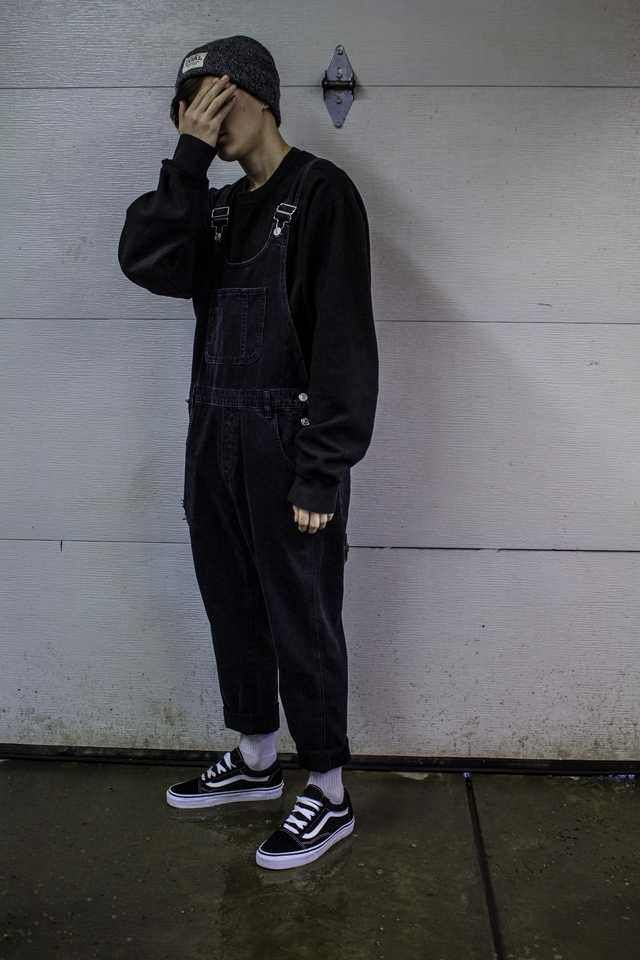 BaggyCasual90's Streetwear Inspo in 2020 | Grunge outfits