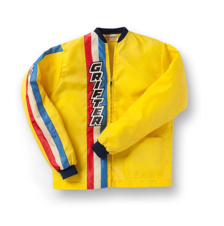 Original Raleigh Grifter Rain Jacket