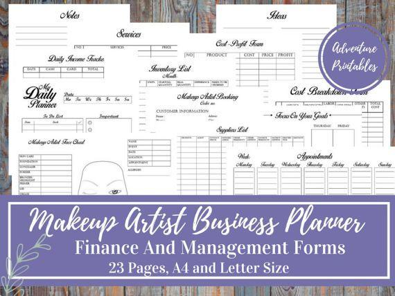 Makeup Studio Business Plan Sample   Saubhaya Makeup StartupGuys net