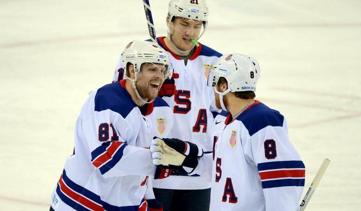 | NBC Olympics. US beats Slovenia