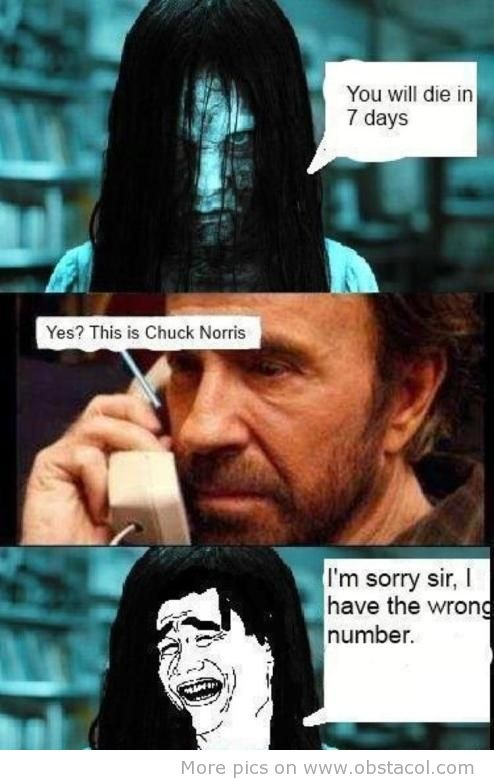 Chuck Norris fun