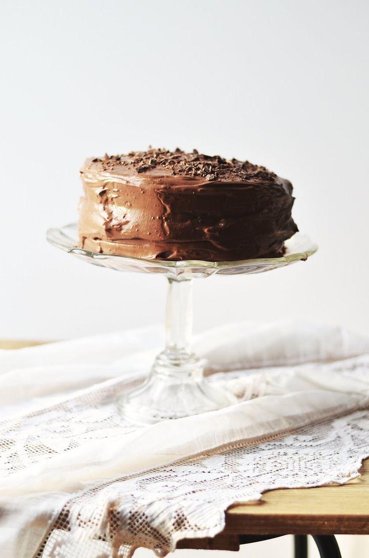Čokoládový dort podle Dity P. (via Bloglovin.com )