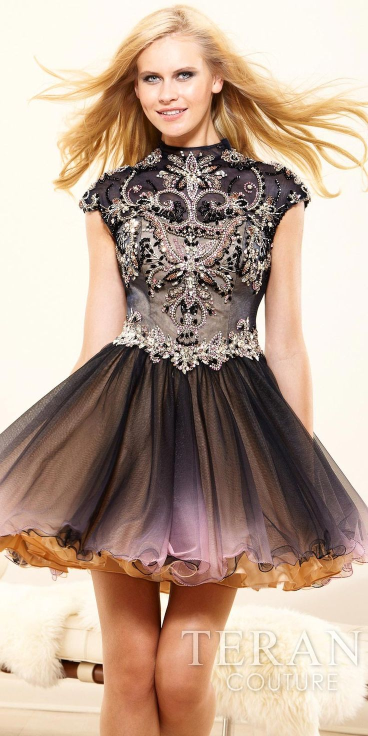 Short Edgy Prom Dresses