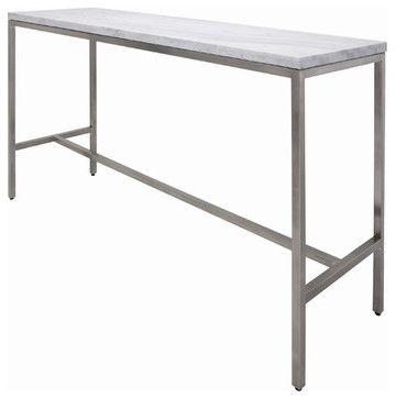 Verona Bar Table - modern - bar tables - by AllModern