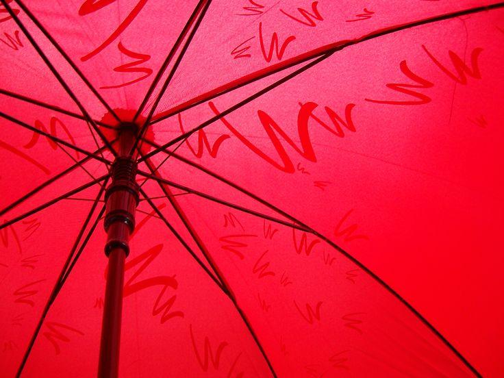 Pioggia e ombrelli.