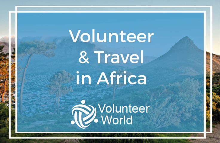 You would to travel meaningful? Check out our various opportunities for volunteering in Africa and explore this amazing continent!