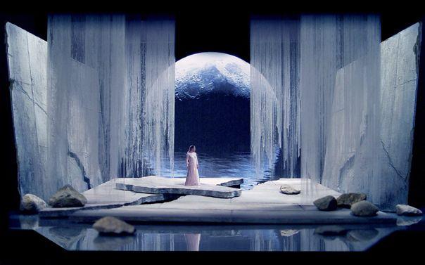 the opera, rusalka