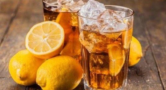 Buzlu Çay Tarifi | Yemek Tarifleri