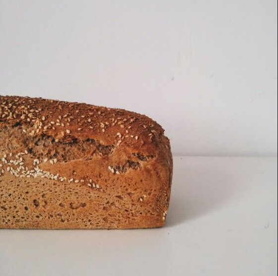 My own bread  #smallthingsmakesmehappy