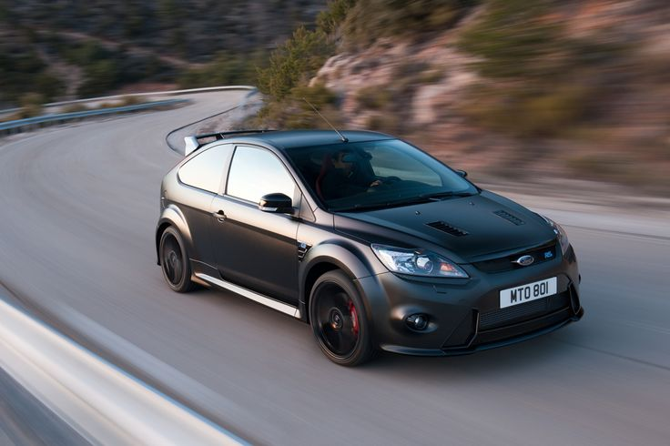 345 Hp Ford Focus Rs500 Unveiled Ford Focus Carros Carros Potentes