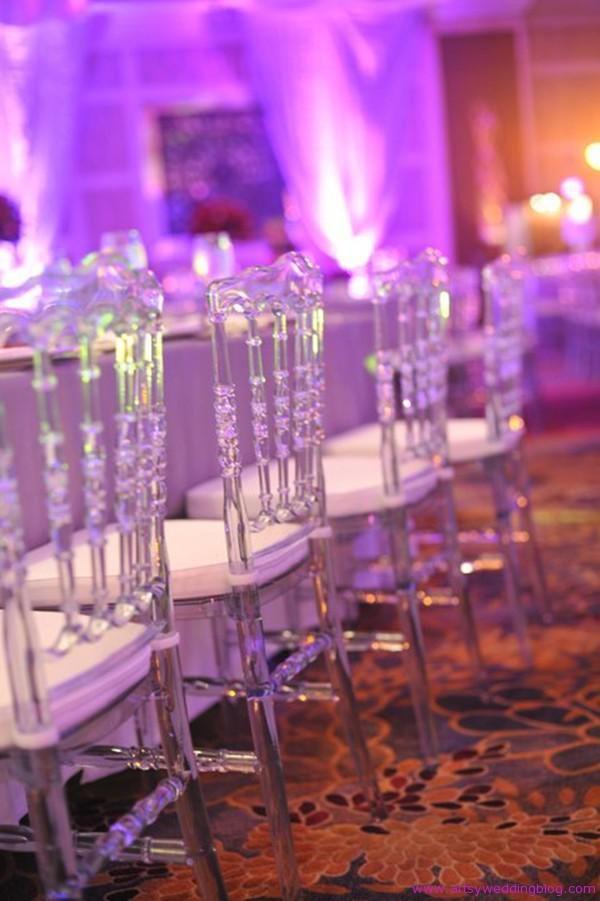 crystal+decor | Crystal Wedding Decorations