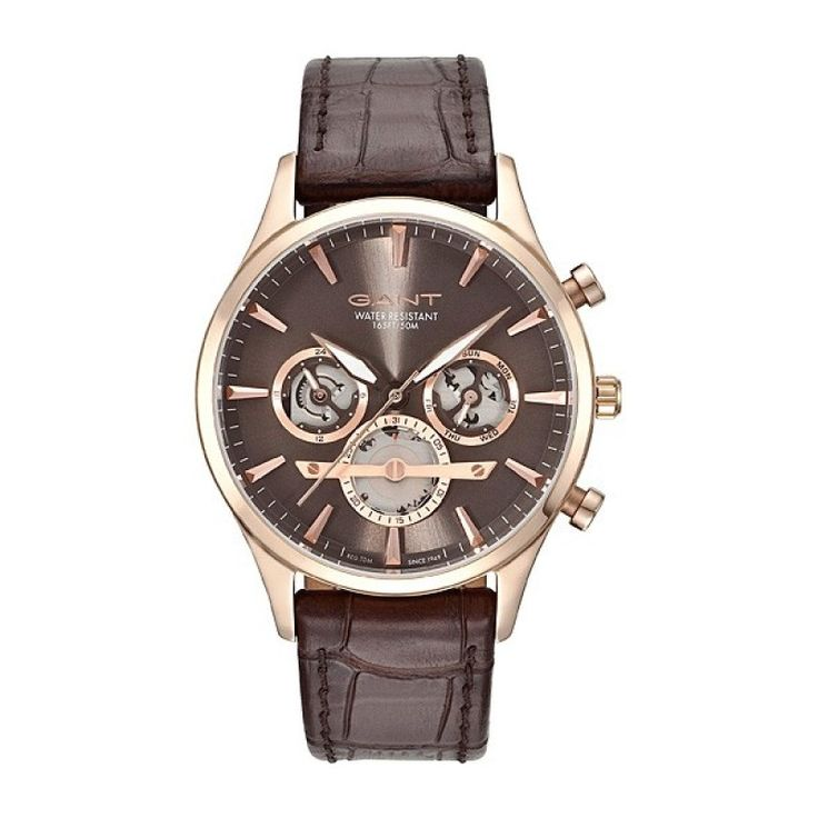 Gant Ridgefield Chronograph Rose/Black 44mm