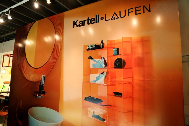 #kartellbylaufen Launch event in conjunction with Wallpaper magazine during Design Miami/ Art Basel #ABMB #Miami Kartell Flagship Store December 2013