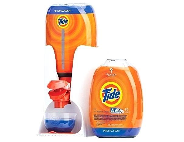 Laundry Soap Dispenser New Tide Laundry Detergent Dispensing