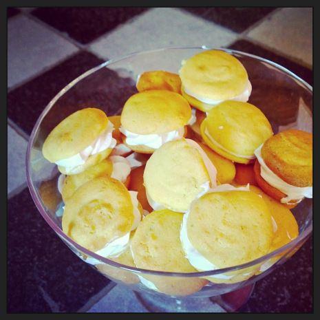 limoenkoekjes met meringue-vulling