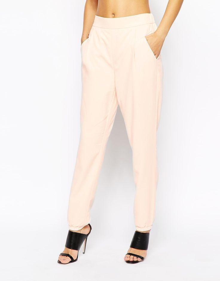 Изображение 4 из Строгие брюки из мягкого материала Y.A.S Petang