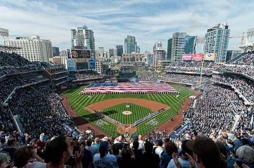 Catch some sun or even at a flyball at a San Diego Padres games at PETCO Park!: Diego Attractions, 3S San, Beautiful San, Active San, California San Diego, Diego Area, California Places