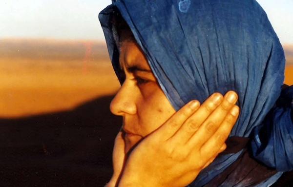 Africa. Marruecos. Desierto. Atopiando