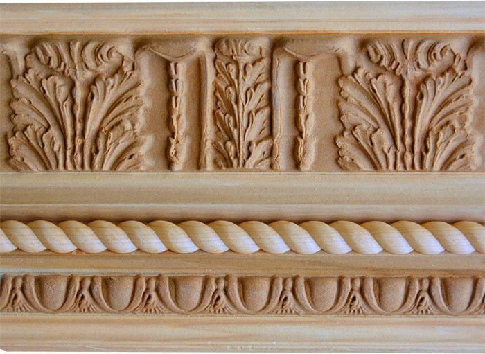 Awesome Pierced Molding Decorative Carved Wood Moulding Ceiling Trim Maple