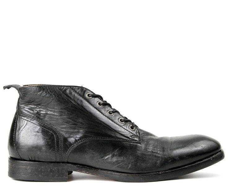 Mens's Cooke Black Chukka Boot | Hudson shoes