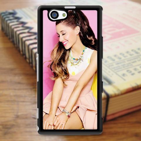 Ariana Grande Nice Smile Sony Experia Z3 Case