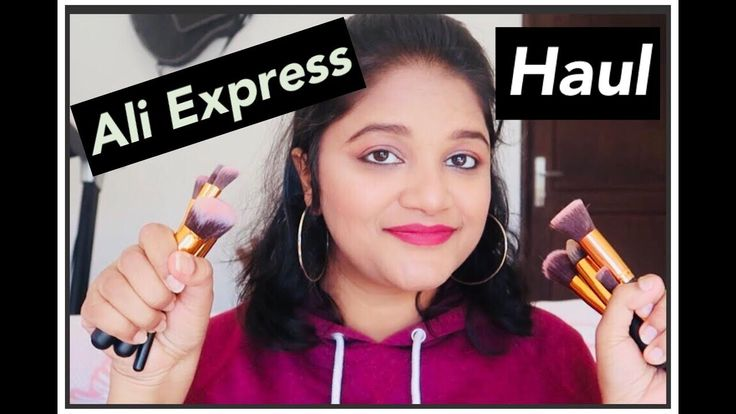 Ali Express Haul || Cheapest Haul || Dupes || makeup brushes, accessories
