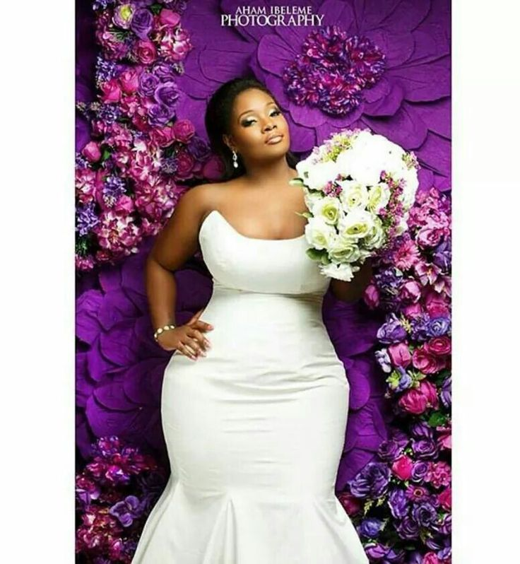 Wedding Gowns For Full Figured Brides: Great Dress For Beautiful +size Brides