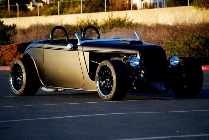 '33 Ford- This looks like one sweet ride!!