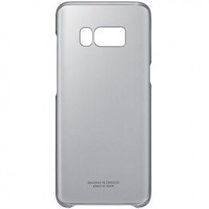 Carcasa Originala, Samsung Galaxy S8 Plus (G955), QG955CBEGWW, Plastic Dur, Transparent