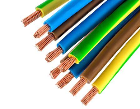 dans toute installation lectrique il existe les codes couleurs associs aux diffrents fils lectriques