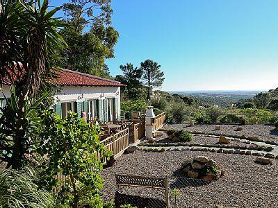Casa Grande and its Ocean view