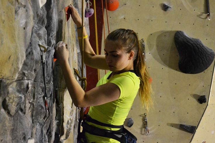 Try guided Group Climbing, Helsinki