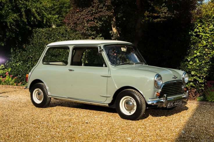 A classic 1964 Morris Mini Cooper will hit the auction block, expected to sell for a price tag of £17,000-£20,000.