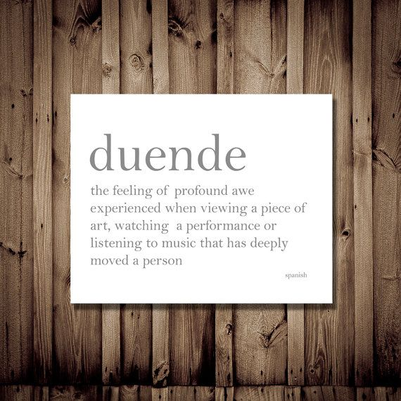 Duende Music Definition Essay - image 2