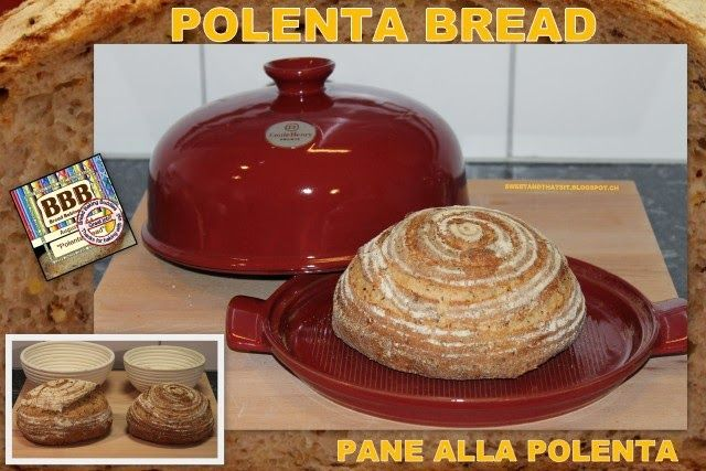 Sweet and That's it: Polenta Bread - Pane di Polenta