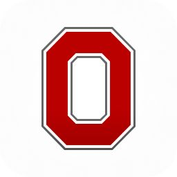 Ohio State Block O Template
